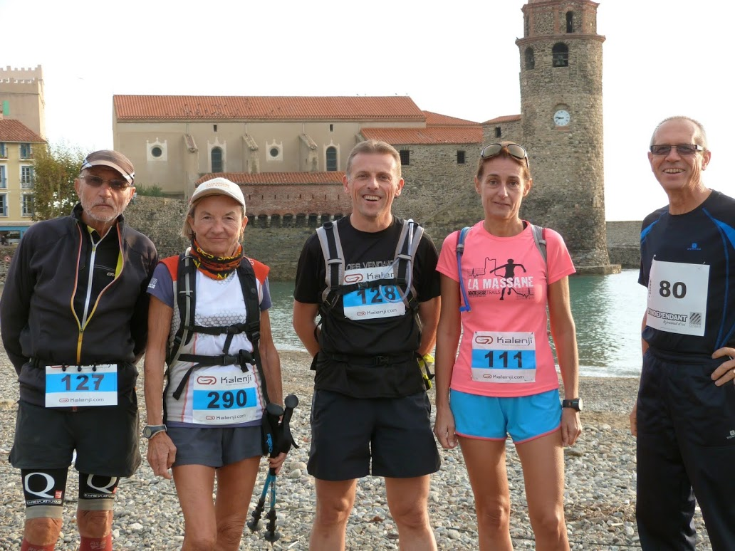 Photo trail de Collioure 2015